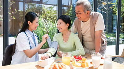 老年人日常护理注意事项?第壹管家为您分享